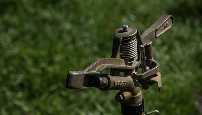 sprinkler repair irvine