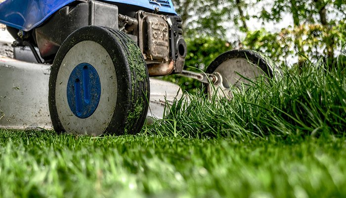 lawn mowing irvine